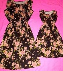 haljine mama i cerka