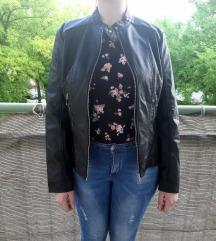 Kozna jakna XL kao novo!