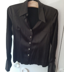 Satenska šivena košulja