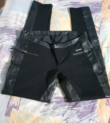 Guess  pantalone sa koznim detaljima -NOVO! REZ