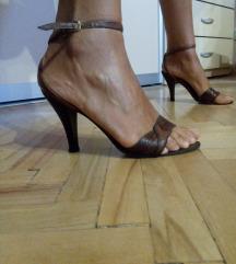 Vintage kozne sandale