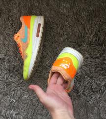 Nike Air Max 1 Peach Cream Hyper Turquoise
