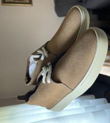 Zara Kožne cipele Novo