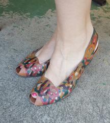 BRUNO MAGLI Italy kozne sandale 38
