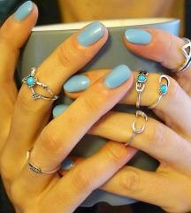 NOVO! Set prstenčića