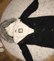 Decija zimska jakna H&m 10-11 god