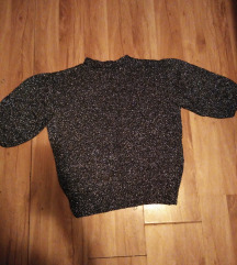 Svetlucava bluzica XL