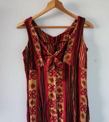 Vintage haljina od indijskog platna, preslatka