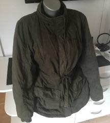 Maslinasta zimska jakna