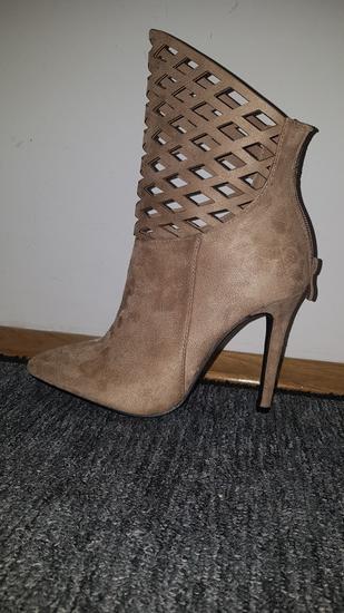 Čizme na štiklu