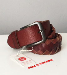 ESPRIT ETIKETA, genuine leather. muski
