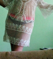 Nova mrezasta haljina za plazu