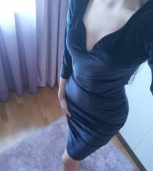 Nova pliš haljina
