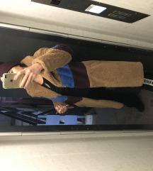 Bershka teddy bear kaput L