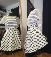 Uta Raasch dizajnerska suknja