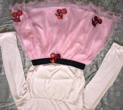 Komplet suknjica i majica 122 🍒Novo