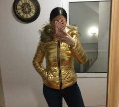 Zlatna jakna NOVA/ETIKETA