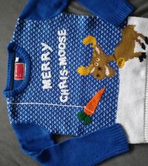 Christmas džemper XS