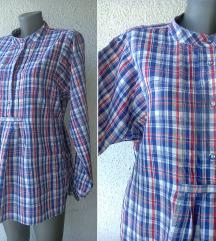bluza tunika pamučna br L INES DE LA FRESSANGE