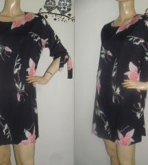Ležerna floral haljina!!
