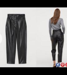 Kozne pantalone vel S.