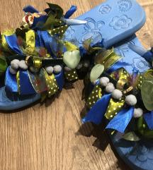 Sasave japanke papuce