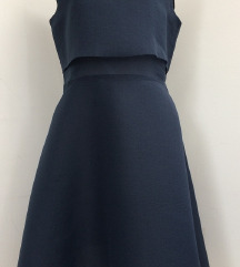 COS plava haljina bez rukava