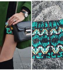 H&M aztec suknja NOVO