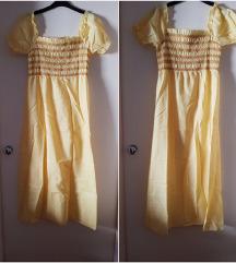 St Michael vintage dugačka haljina