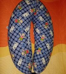 Jastuk za trudnice Milbi