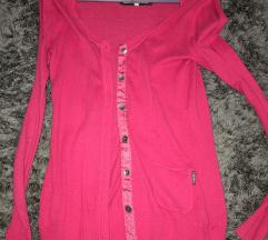Pink džemperić