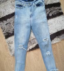 Dubok struk pantalone, nove