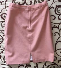 Kao nova baby pink deblja suknja