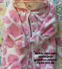 Lc waikiki topli zeka za devojcice