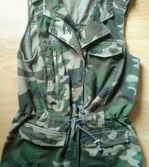 Zenski military prsluk M