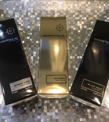 Montale Black aoud 100ml edp novo original