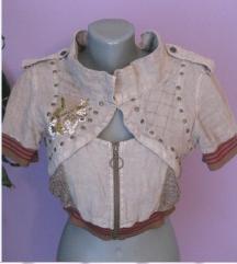 etno lanena jaknica    A.Herero