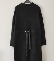 MOHITO black glitter dress NOVO