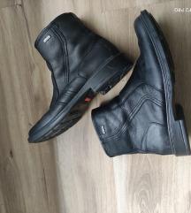 Muske kozne duboke cipele