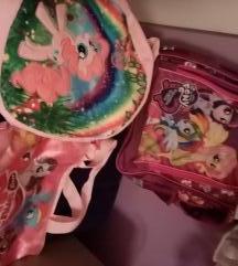 My little pony ranac i torbice
