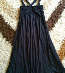NOVO crna haljina XS/S