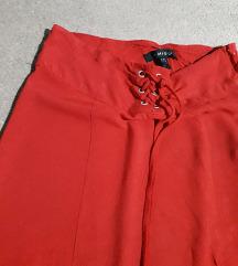Amisu crvena suknja 🍒 sniženoo