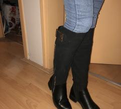 Crne zenske cizme