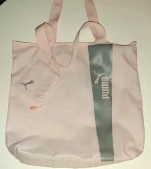 Puma platnena torba