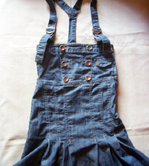 Teksas suknja sa tregerima