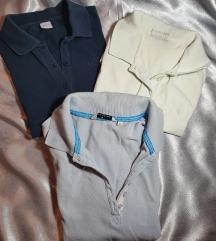 Tri polo majice