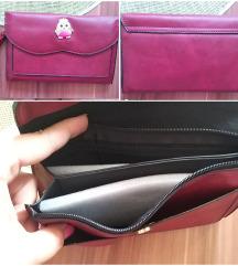Nova torbica, sa pregradama
