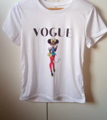 NOVO majica sa printom