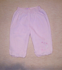 DIZZY DAISY postavljene pantalone, vel.68-74