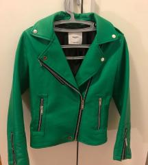 mango jakna zelena
